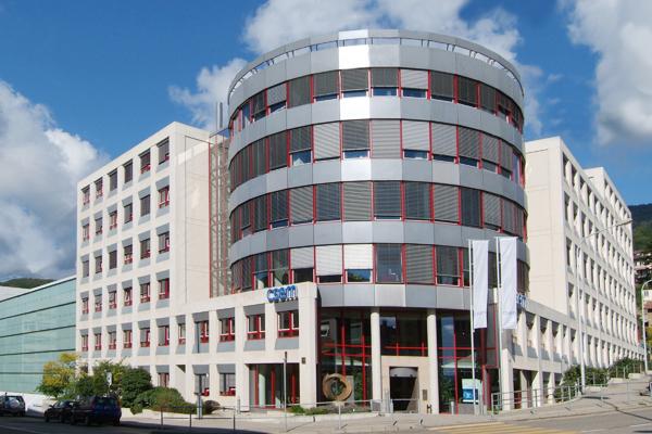 CSEM Centre Suisse d'Electronique et de Microtechnique